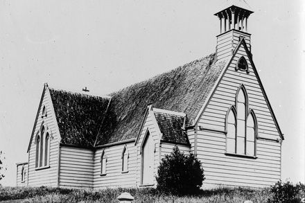 St Luke's Mt Albert 1933.