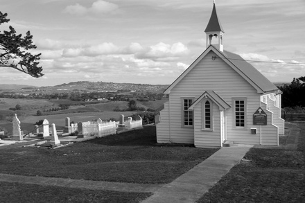 Pukekohe East Church