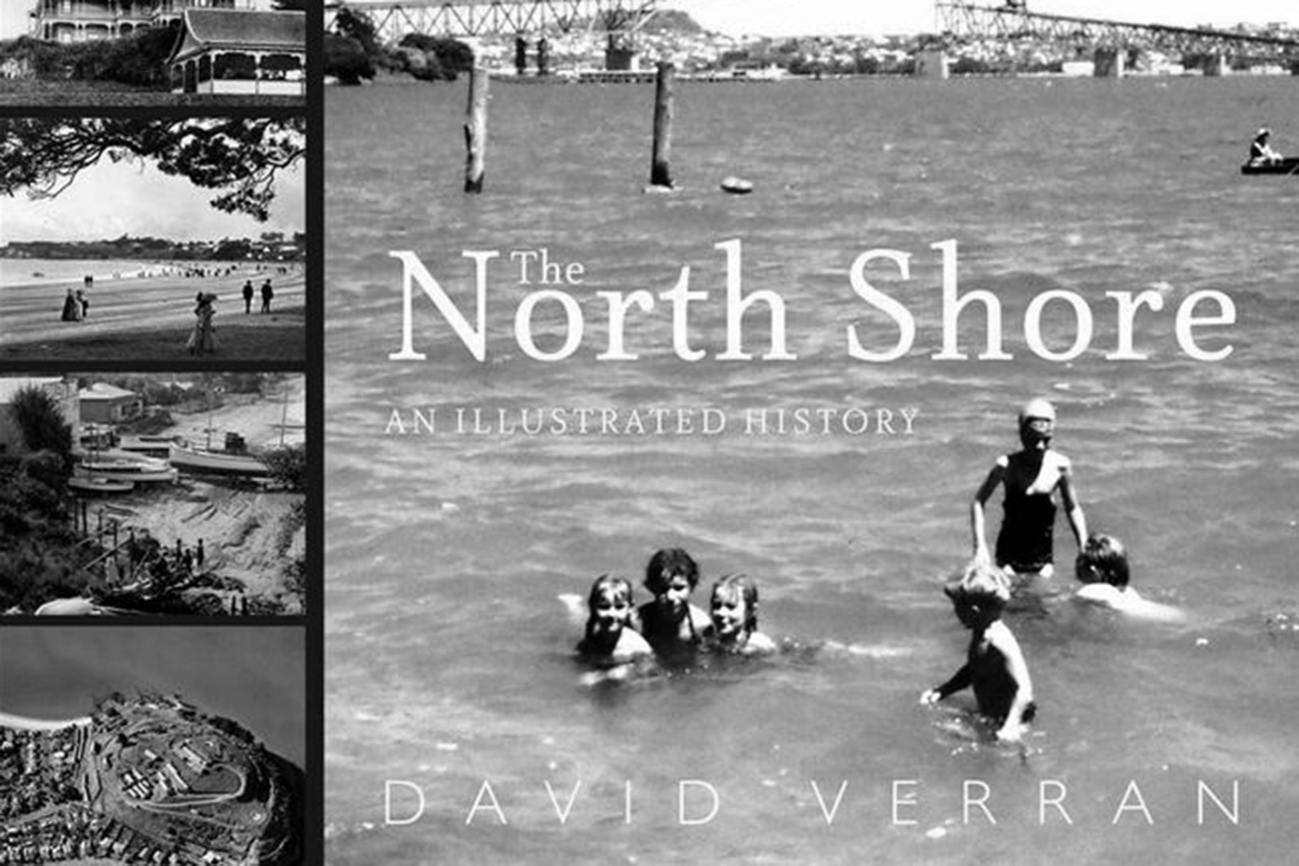 Cover of the book 'The North Shore' by David Verran