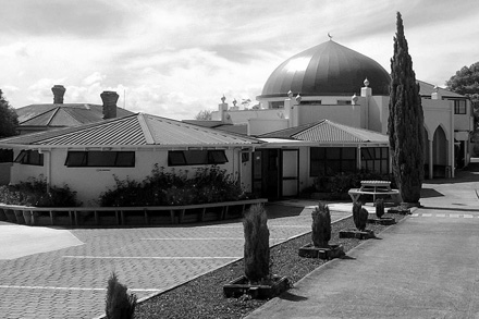 Ponsonby Mosque, July 2019.