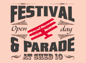 Festival Open Day & Parade.